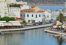 Destination Crete, Elounda / Elounda Bay Palace Hotel is situated on the northeast coast of the island of Crete. Crete is one of the thirteen peripheries of Greece. It is also the largest of the Greek islands at 8,336 km2 (3,219 square miles) and the fifth largest island in the Mediterranean.