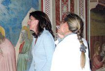 Il restauro della Cappella degli Scrovegni