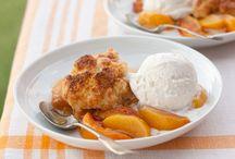 B A K E:  Fruit Desserts