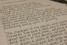 Penmanship & Lettering