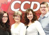 CCDR Testimonials