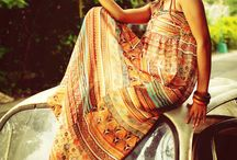 Boho Patterned Dresses