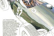 Peter Hutton Illustration
