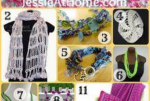 Crochet ~ Books / by Nina Riggs #1