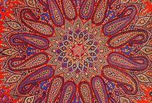 Mandala fractal geometría divina / Mandala fractal geometría divina