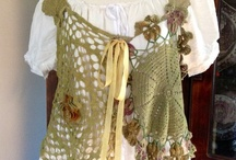 crochet freeform...