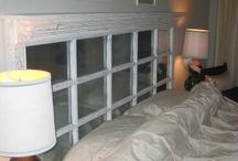 guest beds / by Jennifer Cranstone
