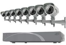 Electronics - Complete Surveillance Systems