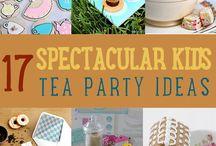 Tea Party / by Gem Veranda Beading Birthday Parties