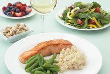 Terveysruokaa / Terveys- ja kevennysruokia