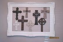 Cross / by Seleese Thompson-Mann