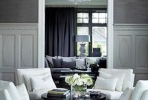 Interior - Winter colors