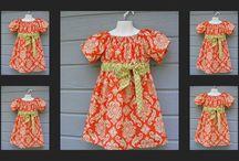 lil dresses  / by Melissa Martinez