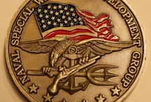 Military Challenge Coins. / Challenge  Coims