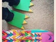 Dinosaur Party Ideas / Dinosaur Party Ideas, Food, Games decorations, cake, cupcakes, printables, free, DIY, toddlers, invitations, favors, activities, girls, boys, theme, backdrop, snacks, bags, hat, bags, kids, signs, centerpieces