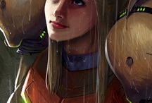 Metroid: Samus Aran / Any Metroid stuff from fan art to games and everything inbetween.