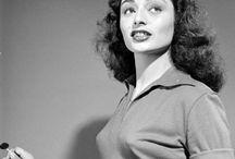 Marine Berti krásná herečka