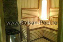 Sauna modulara model Rondim de la Harvia, Finlanda