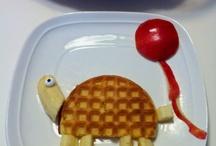 school day breakfasts / by Jennifer Sargent