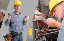 PLUMBING - HEATING - ELECTRICAL - GAS - OIL / Plumbing, heating, electrical services