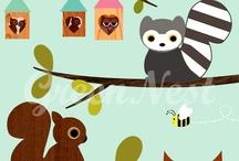 owl theme / by Kathy Reynoldson