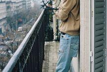 ファッションイメージキーワード8種類 / ナチュラル カジュアル エスニック クリア ゴージャス モダン エレガント マニッシュ