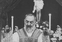 Padre Pio / A Saint for Modern Times / by Ethelyn
