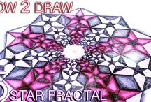 Fractals drawing
