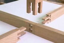 Holz und Möbel