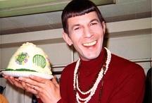 Spock/ Leonard