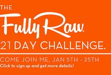 My FullyRaw 21 day challenge / Raw Food Inspiration