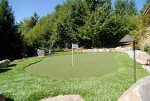 Putting Greens by Greenhaven Landscape Inc.