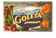 Goleta The Good Land / A little beauty, humor, and personality from my home town