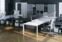 Moderne Bürowelten