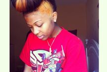 African Hair (WEAVE!!)