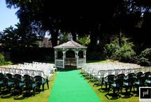 The Mansion House Bristol wedding venue / The Mansion House in Bristol is licensed to carry out weddings and civil partnerships in both the elegant Drawing Room and the pretty Gazebo in the Rose Garden