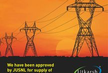 Transmission Line Towers & Substation Structures