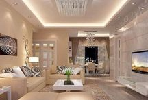 controsoffitto design living rooms