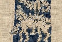 1000-1600 Spanish textiles / by Kate {Beatriz Aluares}