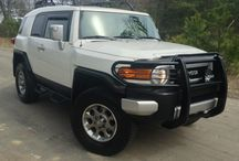 2012 Toyota FJ Cruiser 4x4 AT SUV For Sale in Durham NC