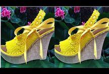 Croche zapatos y botas