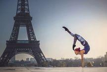 Equilibr, gymnastika