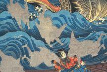 Japan art & indigo