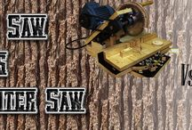 Miter Saw Vs Sliding Miter Saw: Know the Difference