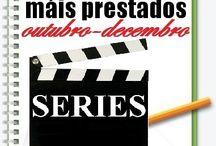 Máis prestados SERIES OUTONO 2014 / Os máis prestados de SERIES na Biblioteca Ánxel Casal OUTUBRO-DECEMBRO 2014
