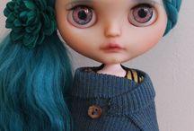 Beautiful Blythe Dolls