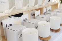 HANDMADE // CANDLES AND BODY / Handmade goodies for your body and soul / by CRAFTED | DIY + HANDMADE + INTERIORS
