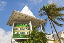 Venue: Southernmost on the Beach / When you want to start a journey, why not go to the very beginning. Southernmost is at the very South of the United States, Mile Marker Zero is nearby and it really is the start of the road.