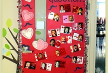 Monthly Themed Bulletin Boards