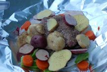 Camping Meals / by Jen Morey Joanis